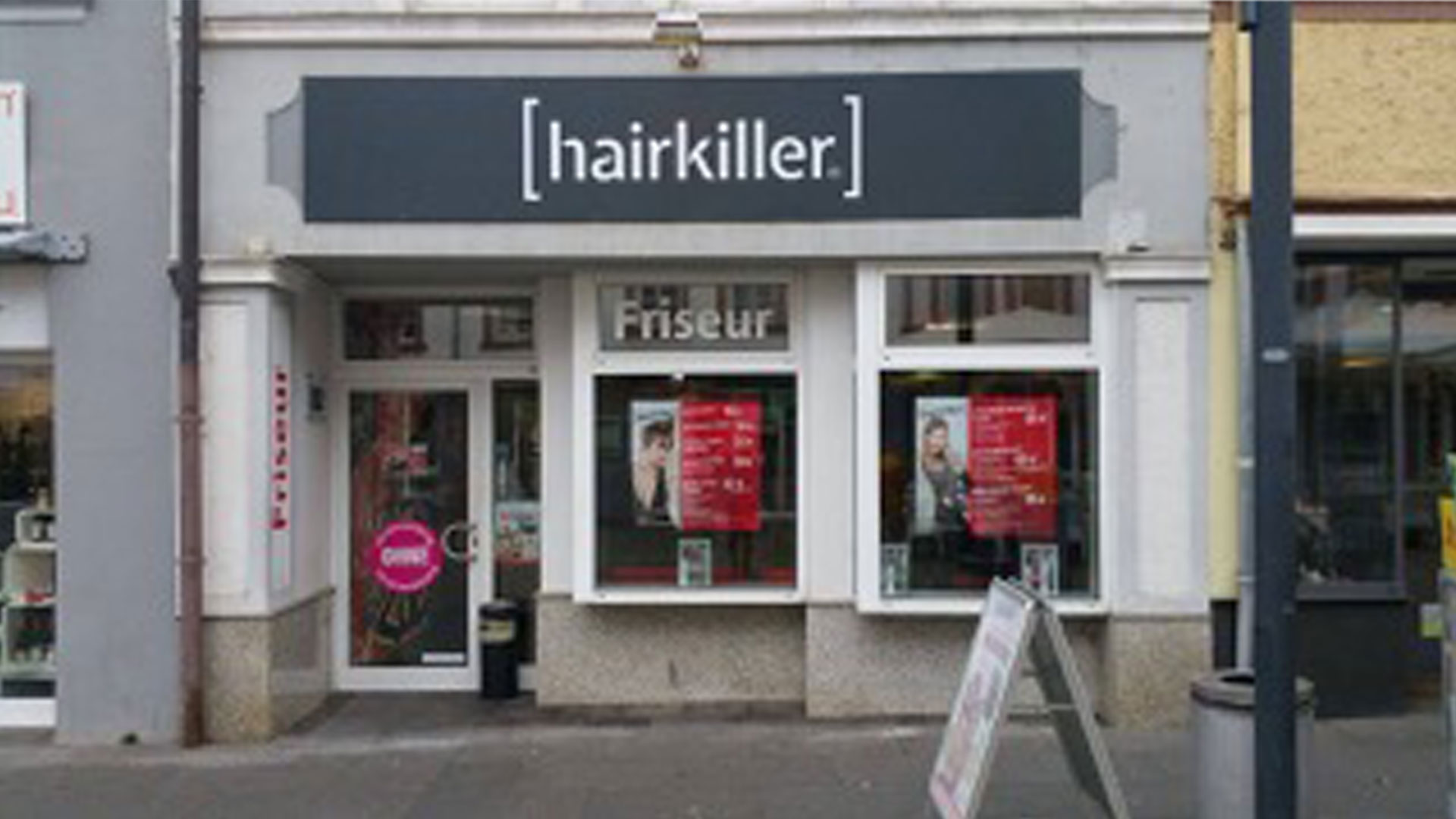 Hairkiller-Salon