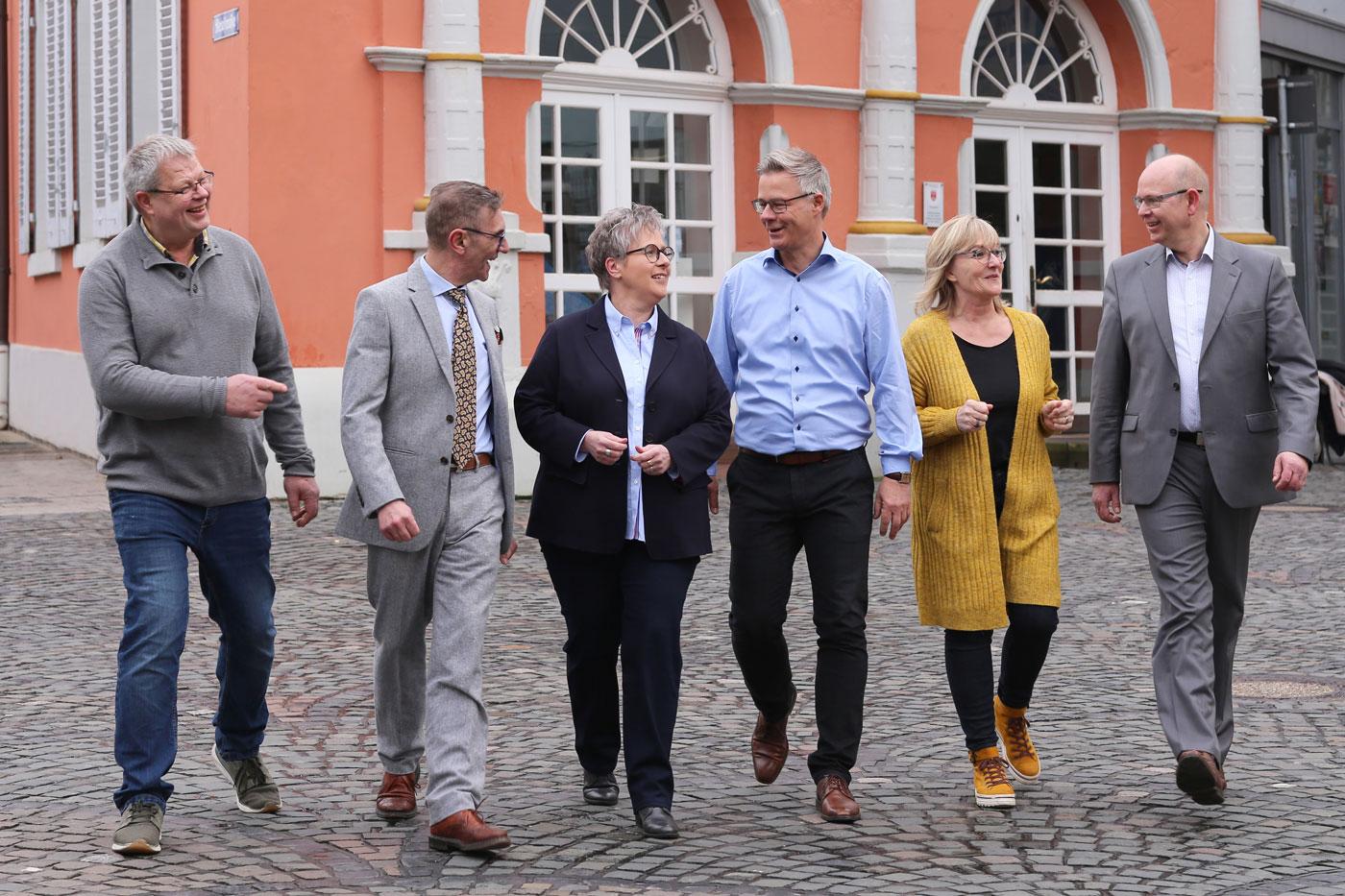 Stadtmarketing Wittlich - Vorstand