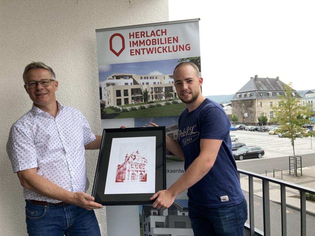 Neues Mitglied Stadtmarketing - Herlach Immobilienverwaltung Wittlich GmbH